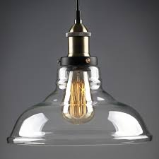 vintage looking lighting. Top 49 Preeminent Industrial Looking Pendant Light Fixtures Glass Edison Vintage Style Clear Hanging Lampshade Main View Lightbox Moreview Galvanized Lights Lighting L