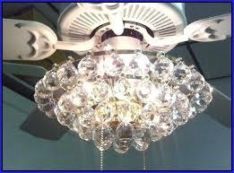 crystal ceiling fans chandelier ceiling fan home depot