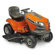 husqvarna yth22v46 22 hp v twin hydrostatic 46 in riding lawn mower with mulching capability kit sold separately