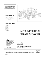 swisher wiring diagram wiring diagrams for honda harmony fixya swisher t wiring diagram swisher discover your wiring swisher t1360 user manual 20 pages also for
