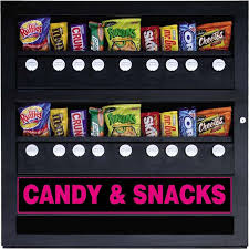 All Types Of Vending Machines Enchanting Snack Vending Machine Snack Vending Machine Pinterest