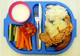 Image result for school dinner