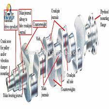 high performance volvo crankshaft d6d d6e d7d d7e d12e d12d forged high performance volvo crankshaft d6d d6e d7d d7e d12e d12d forged steel new engine crank shaft