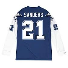 Dallas Inspired Longsleeve Deion Knit com Blue amp; Jersey Amazon Cowboys Shirt Outdoors Mitchell Men Ness Sanders Nfl Sports 1995 For eafcbfbdaedce Patriots Young Tight End Group Has 'A Lot Of Potential To Be Better'
