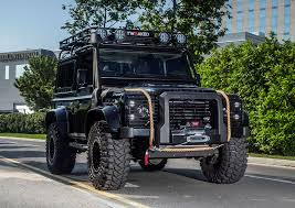 land rover defender 90 lifted. land rover defender u0027spectre editionu0027 by tweaked automotive 90 lifted