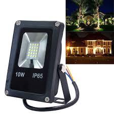 Install Flood Lights Outdoor Ecosin Solar Lights Outdoor 10w Waterproof Outdoor Led