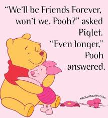 Pooh Bear Quotes About Friendship Best Pooh Bear Quotes About Friendship 48 QuotesBae