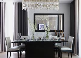 mirror for dining room wall. Appealing Dining Room Wall Decor With Mirror Ideas For R