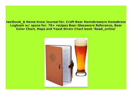 Download _p D F Home Brew Journal For Craft Beer