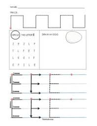 E Worksheets The Learning Site