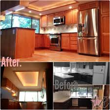 modern fluorescent kitchen lighting. Kitchen Lighting Remodel. The Is Heart Of Home. During Remodel, Rockstar Remodel Modern Fluorescent
