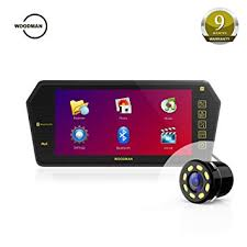 Woodman 7SLEDC <b>7</b>-<b>inch Car</b> LED <b>Screen</b> with USB and: Amazon ...