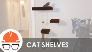 wall mounted cat furniture.  Mounted With Wall Mounted Cat Furniture L