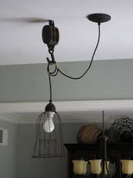 pulley lighting. pendant light w pulley i want to find ways of using the old pulleys that lighting r