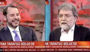 Ahmet Hakan Berat Albayrak arasında skandal diyalog