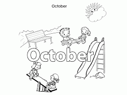 Small Picture Months Of The Year Coloring Pages Coloring Home