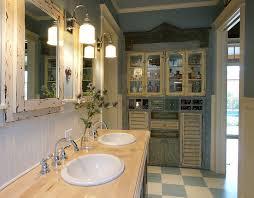 shabby chic bathroom lighting. traditional sconce lighting for the shabby chic bathroom design bella vista company a