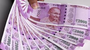 Image result for images of 2000 rupees note