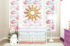 baby girl nursery wallpaper impressive ideas woodland animals ceiling large  size room .