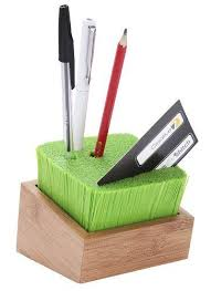 company tidy office. desk tidy and pen holder grass by creative 7 httpwww company office c