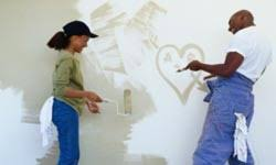 Changing A Wallu0027s Paint Color Can Be A Easy And Cheap Improvement To Your  Home.