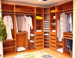 Small Picture Bedroom Open Space Closet Design With Wooden Wardrobe With No