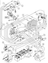 wiring carryall ii powerdrive electric vehicle club car parts 36 volt club car troubleshooting at Electric Club Car Wiring Diagram
