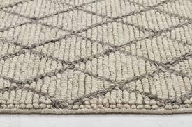 plush felted wool rug luxury madras blue ivory addiction