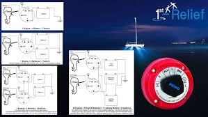 perko battery switch wiring diagram for boat facbooik com Perko Dual Battery Switch Wiring Diagram perko battery switch wiring diagram perko discover your wiring Dual Battery System Wiring Diagram