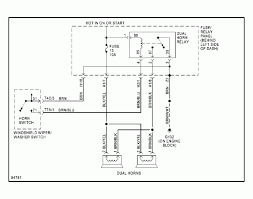 dual horn relay wiring diagram with template images 30101 Horn Relay Wiring Schematic medium size of wiring diagrams dual horn relay wiring diagram with example images dual horn relay horn relay wiring diagram