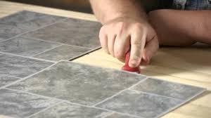 how to remove vinyl tile squares flooring help