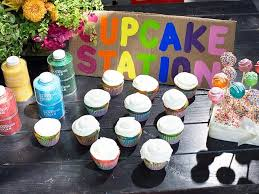 Soleil Moon Frye Rainbow Birthday Party Photos Peoplecom