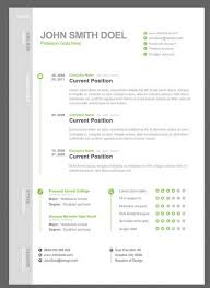 cv template free download doc. download 35 free creative resume cv templates  ...