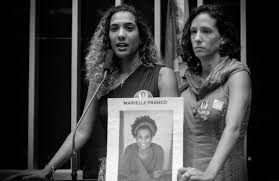 Marielle Franco's Sister Speaks Out Against Bolsonaro's Stance On Inspiration Uff I Have No Sister I Need A Sister