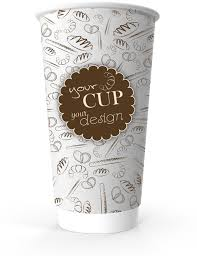 double wall paper cup 20oz