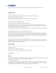 Apple Resume Example - Examples of Resumes