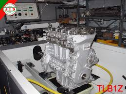 TOYOTA 98-99 COROLLA 1ZZFE ENGINE LONG BLOCK TLB1Z