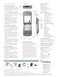 Palm Treo 270 Datasheet User Manual To ...