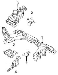 parts com® mazda mx 3 radiator oem parts diagrams 1993 mazda mx 3 gs v6 1 8 liter gas radiator