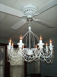 chandeliers diy ceiling fan chandelier combo chandelier ceiling