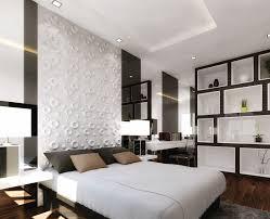 Modern Bedroom Wall Bedroom Wall Ideas Monfaso
