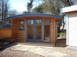 smart garden office. Wonderful Smart Garden Offices Suffolk Curved Roof Office Offices: Full Size