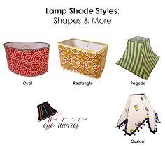 lamp shades custom drum rectangular empire coolie bellelle daniel within style prepare 3