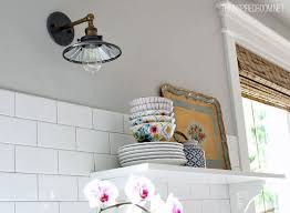 kitchen sconce lighting. Beautiful Lighting Lighting Sources In My Home Throughout Kitchen Sconce