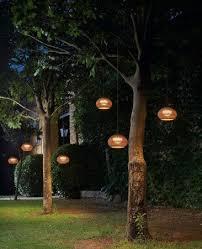 garota hang outdoor pendant light by