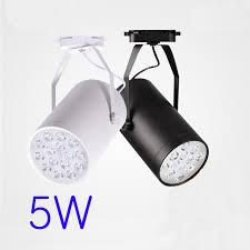 small track lighting. 5W AC90-260V Aluminum Material Led Track Lighting Shop Small Size Black/ L