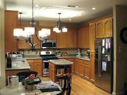lighting for galley kitchen. Kitchen Track Lighting Fixtures Galley  Layout Recessed Spacing Small . For