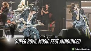 super bowl festival lineup