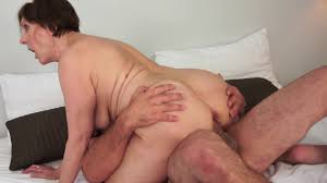 Fat old hairy creampie gangbang