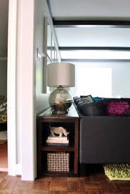 Interesting Sofa Table Behind Couch Against Wall Diy Tables If We Get A Sectional Throughout Beautiful Design